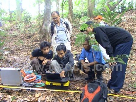 Pelatihan Geolistrik